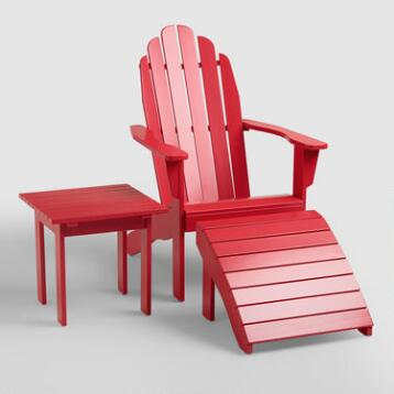Barbados Cherry Adirondack Collection